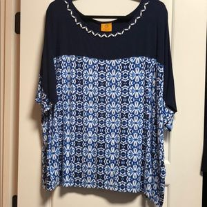 Dolman style top from Ruby Road